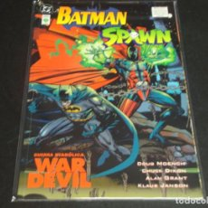 Cómics: BATMAN SPAWN VID. Lote 242861245