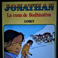 Cómics: JONATHAN DISTRINOVEL 1981-LA CUNA DE BODHISATTVA COSEY GRAN PREMIO ALFRED 82 ANGOULEME MEJOR COMIC. Lote 242965705