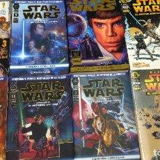 Cómics: STAR WARS, LOTE DE 10 COMICS BUEN ESTADO COMO NUEVOS. Lote 242979330