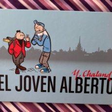 Cómics: EL JOVEN ALBERTO. Lote 243149795
