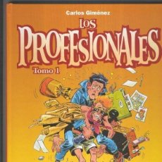 Fumetti: CARLOS GIMENEZ: LOS PROFESIONALES TOMO 1. Lote 73651355