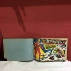 Cómics: COLECCION FLASH GORDON 1958 DE EDITORIAL DÓLAR (HÉROES MODERNOS)- 28 NÚMEROS ENCUADERNADOS. Lote 243354555