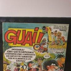Cómics: GUAI!/ N°4/ (REF.2.A). Lote 243430250