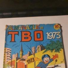 Cómics: TBO/ ALMANAQUE DE 1973/ (REF.2.A). Lote 243431685
