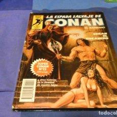Cómics: LIBRERIA ARKANSAS TEBEO ACTUAL TAPA DURA SUPER CONAN 12 CONAN EL BUCANERO. Lote 243604025