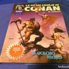 Cómics: LIBRERIA ARKANSAS TEBEO ACTUAL TAPA DURA COLOR LILA SUPER CONAN 7 2A ED. Lote 243605460
