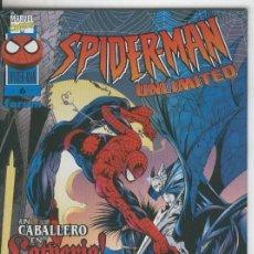 Cómics: SPIDERMAN: UNLIMITED NUMERO 06. Lote 243771360