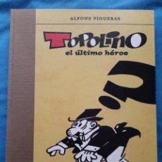 Cómics: TOPOLINO, EL ÚLTIMO HÉROE. Lote 243847235