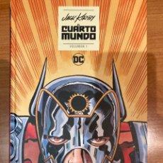 Cómics: EL CUARTO MUNDO VOLUMEN 1. Lote 243917880