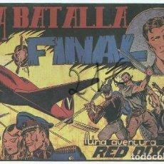 Cómics: RED DIXON DE FANTASIO COLECCION FACSIMIL. Lote 243936470
