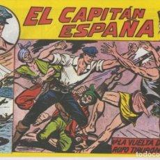Cómics: EL CAPITAN ESPAÑA FACSIMIL NUMERO 11: LA VUELTA DE RUFO TIBURON. Lote 243938475