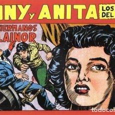 Cómics: TONY Y ANITA FACSIMIL NUMERO 046: LOS HERMANOS LAINOR. Lote 243938830
