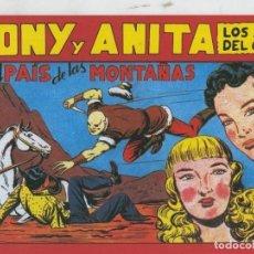 Cómics: TONY Y ANITA FACSIMIL NUMERO 072: EL PAIS DE LAS MONTAÑAS. Lote 243938840