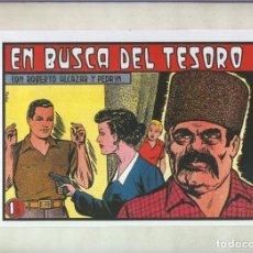 Cómics: ROBERTO ALCAZAR Y PEDRIN FACSIMIL NUMERO 0265: EN BUSCA DEL TESORO. Lote 243939350