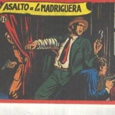 Cómics: DOS AMERICANOS EN EUROPA, FACSIMIL NUMERO 11: ASALTO A LA MADRIGUERA. Lote 243955375