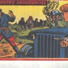 Cómics: DOS AMERICANOS EN EUROPA, FACSIMIL NUMERO 22: ENCUENTRO PROVIDENCIAL. Lote 243955445