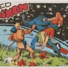 Cómics: FACSIMIL NUMEROS 1 DEL CAH: RED DIXON PRIMERA SERIE. Lote 243955690