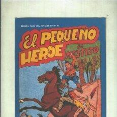 Cómics: FACSIMIL: EL PEQUEÑO HEROE NUMERO 109: EL MESTIZO. Lote 243957935