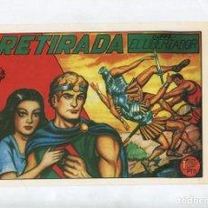 Cómics: FACSIMIL: EL LIBERTADOR DE MANUEL GAGO NUMERO 11: RETIRADA. Lote 243964970