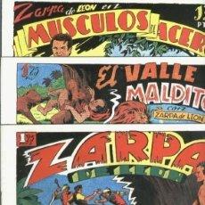 Cómics: ZARPA DE LEON, COLECCION FACSIMIL. Lote 243966730