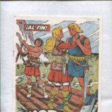 Cómics: FACSIMIL: THORIK EL INVENCIBLE NUMERO 16: AL FIN. Lote 243967005