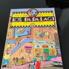Cómics: LOS PAPALAGI. Lote 244201005