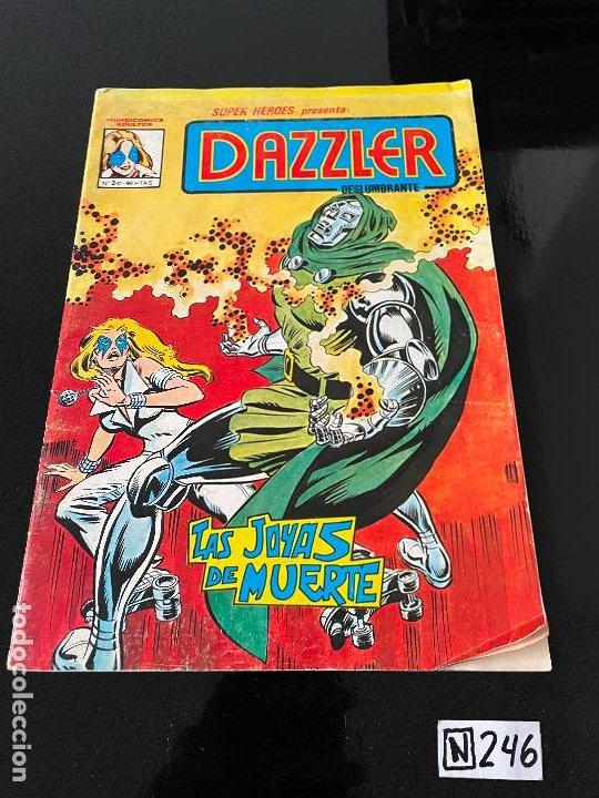 DAZZLER (Tebeos y Comics Pendientes de Clasificar)