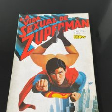 Cómics: LA VIDA SEXUAL DE SUPERMAN. Lote 244376425