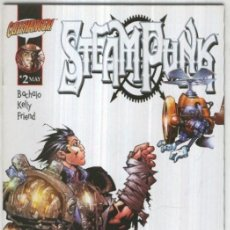 Cómics: STEAMPUNK VOL.1 NO.02: 100 DRAGONS. Lote 244419705