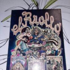 Cómics: EL RROLLO , MÍTICA RECOPILACIÓN, COMPLETO CON LA HOJA QUE QUITO LA CENSURA. Lote 244425705