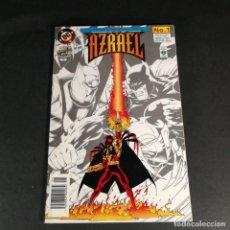 Cómics: DC COMICS DE LA LEYENDA DE BATMAN SURGE AZRAEL NO. 1 VID COMO NUEVO. Lote 244478810