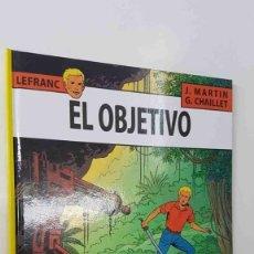 Cómics: NETCOM2: LAS AVENTURAS DE LEFRANC VOLUMEN 11: EL OBJETIVO. Lote 244479250