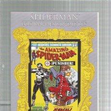 Cómics: SPIDERMAN LOS IMPRESCINDIBLES COMPLETA. Lote 244485760
