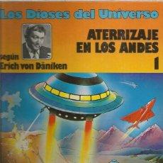Cómics: ATERRIZAJE EN LOS ANDES I. Lote 244486525