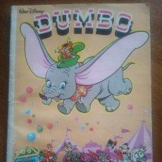 Cómics: DUMBO - EDICIONES RECREATIVAS S.A. - 1987. Lote 244487345