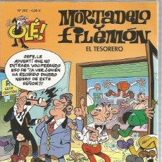 Cómics: OLE MORTADELO 202 EL TESORERO. Lote 244488150