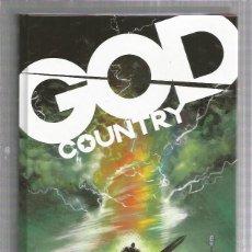 Cómics: GOD COUNTRY. Lote 244488765