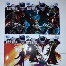 Cómics: EL BATMAN QUE RÍE / SE ALZA EL INFIERNO 1 2 3 4 (COLECCIÓN COMPLETA) (GRAPA) - TYNION IV, EPTING. Lote 244489175