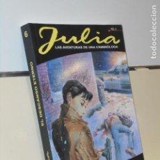 Cómics: JULIA VOL. 6 EL DESCANSO ETERNO TOMO GRANDE BONELLI COMICS - ALETA OFERTA (ANTES 13,95€). Lote 244492100