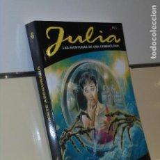 Cómics: JULIA VOL. 8 MUERTE ASEGURADA TOMO GRANDE BONELLI COMICS - ALETA OFERTA (ANTES 13,95€). Lote 244492105