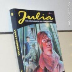 Cómics: JULIA VOL. 9 VOLVIENDO A CASA TOMO GRANDE BONELLI COMICS - ALETA OFERTA (ANTES 13,95€). Lote 244492130