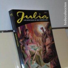 Cómics: JULIA VOL. 11 EXCLUSIVA TOMO GRANDE BONELLI COMICS - ALETA OFERTA (ANTES 13,95€). Lote 244492145