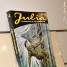Cómics: JULIA VOL. 12 SECUESTRO EXPRES TOMO GRANDE BONELLI COMICS - ALETA OFERTA (ANTES 13,95€). Lote 244492155