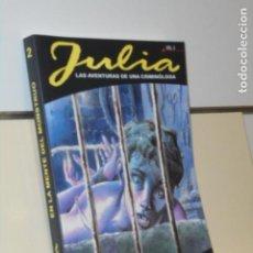 Cómics: JULIA VOL. 2 EN LA MENTE DEL MONSTRUO TOMO GRANDE BONELLI COMICS - ALETA OFERTA (ANTES 13,95€). Lote 244492165