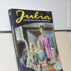 Cómics: JULIA VOL. 3 LOS SECUESTRADORES TOMO GRANDE BONELLI COMICS - ALETA OFERTA (ANTES 13,95€). Lote 244492170