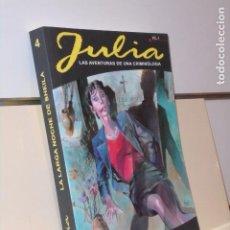 Cómics: JULIA VOL. 4 LA LARGA NOCHE DE SHEILA TOMO GRANDE BONELLI COMICS - ALETA OFERTA (ANTES 13,95€). Lote 244492175