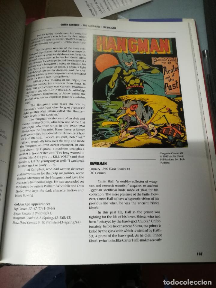 Cómics: SUPERHERO COMICS OF THE SILVER AGE. MIKE BENTON. NUMBER 4. MIKE BENTON. 1992 - Foto 2 - 87416940