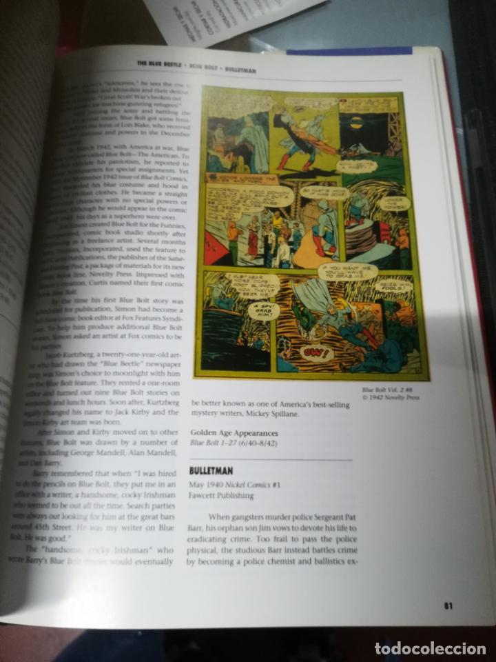 Cómics: SUPERHERO COMICS OF THE SILVER AGE. MIKE BENTON. NUMBER 4. MIKE BENTON. 1992 - Foto 3 - 87416940
