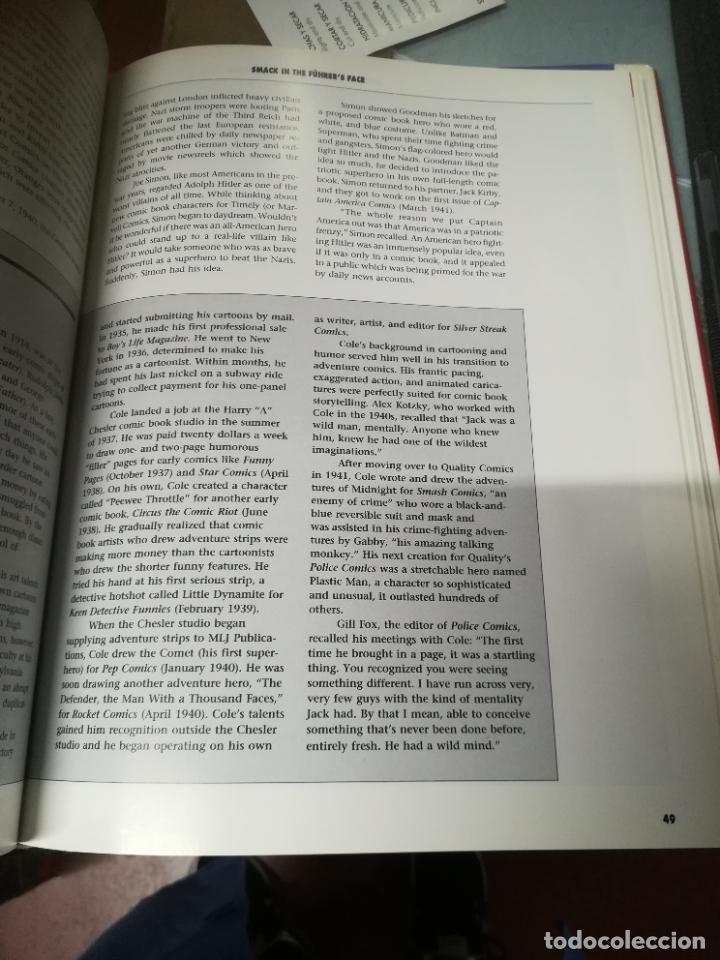 Cómics: SUPERHERO COMICS OF THE SILVER AGE. MIKE BENTON. NUMBER 4. MIKE BENTON. 1992 - Foto 4 - 87416940