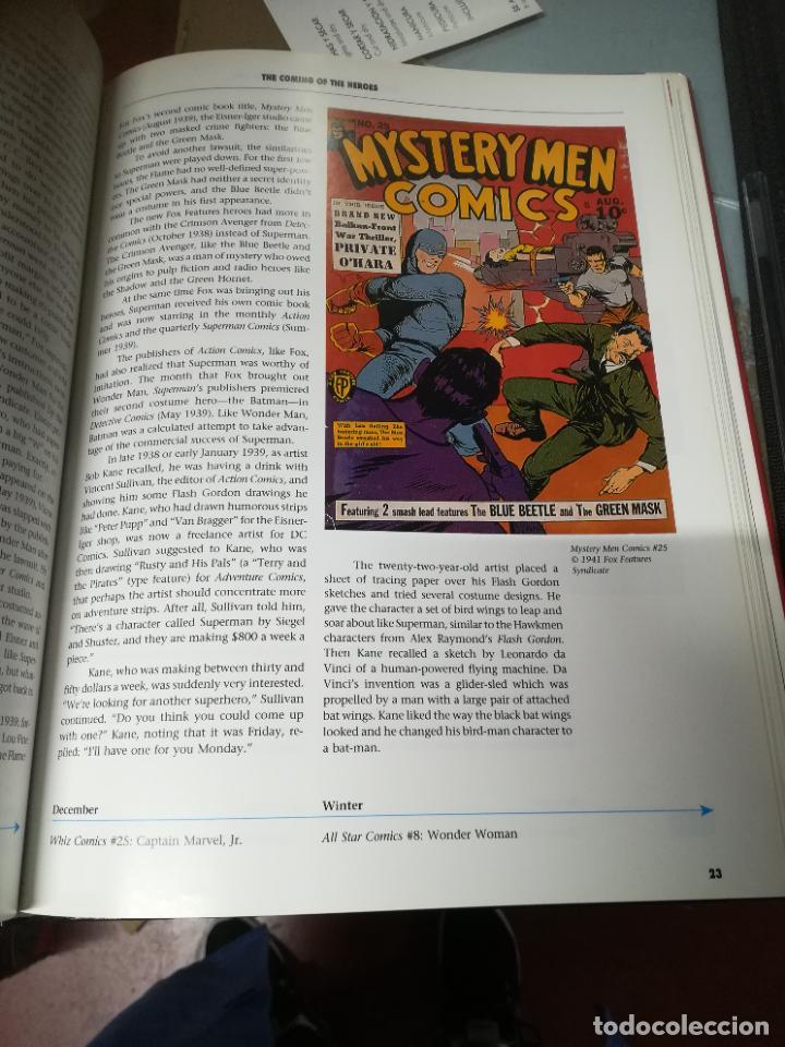 Cómics: SUPERHERO COMICS OF THE SILVER AGE. MIKE BENTON. NUMBER 4. MIKE BENTON. 1992 - Foto 5 - 87416940